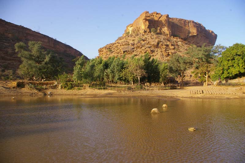 Lago Baobab