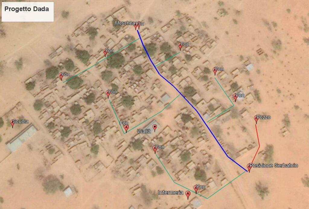 Mappa Walia